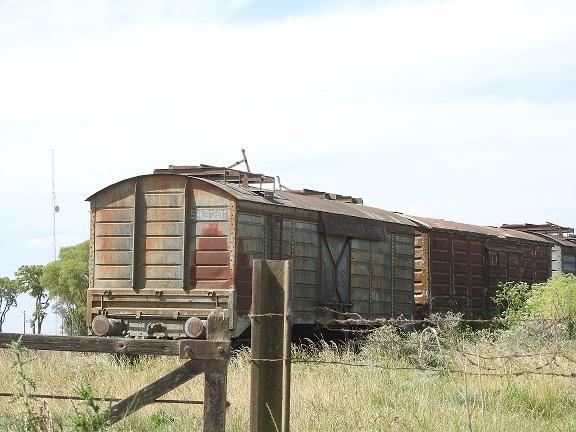 Pueblo Maria Ignacia Estacion tren cuento corto
