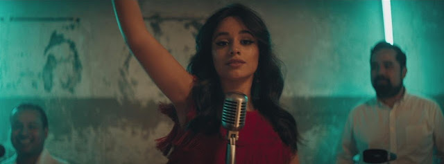 "Camila Cabello Premieres ""Havana"" Music Video"