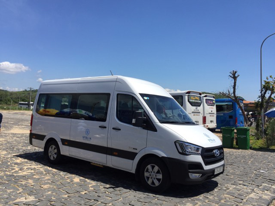 Tour xe du lịch phú yên