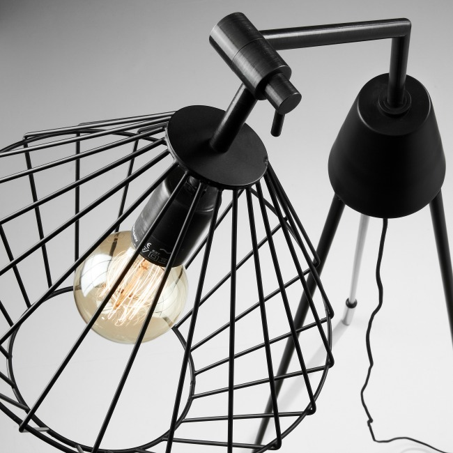 Iluminación + geometría + industrial