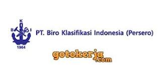Lowongan Kerja BUMN PT Biro Klasifikasi Indonesia