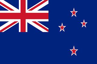 Selandia Baru || Ibu kota: Wellington