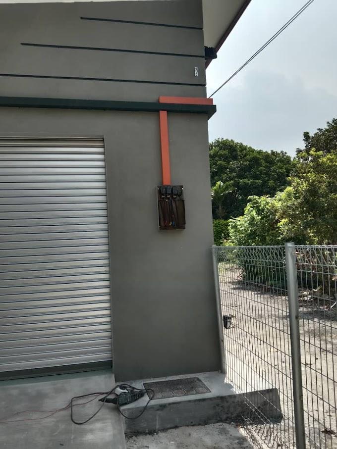 Permohonan Kemasukan Bekalan Baru Meter 3 Fasa (Komersial) Di Puchong