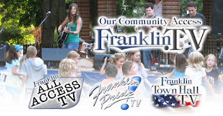 Franklin TV - Memorial Day 2020 - Program Schedule