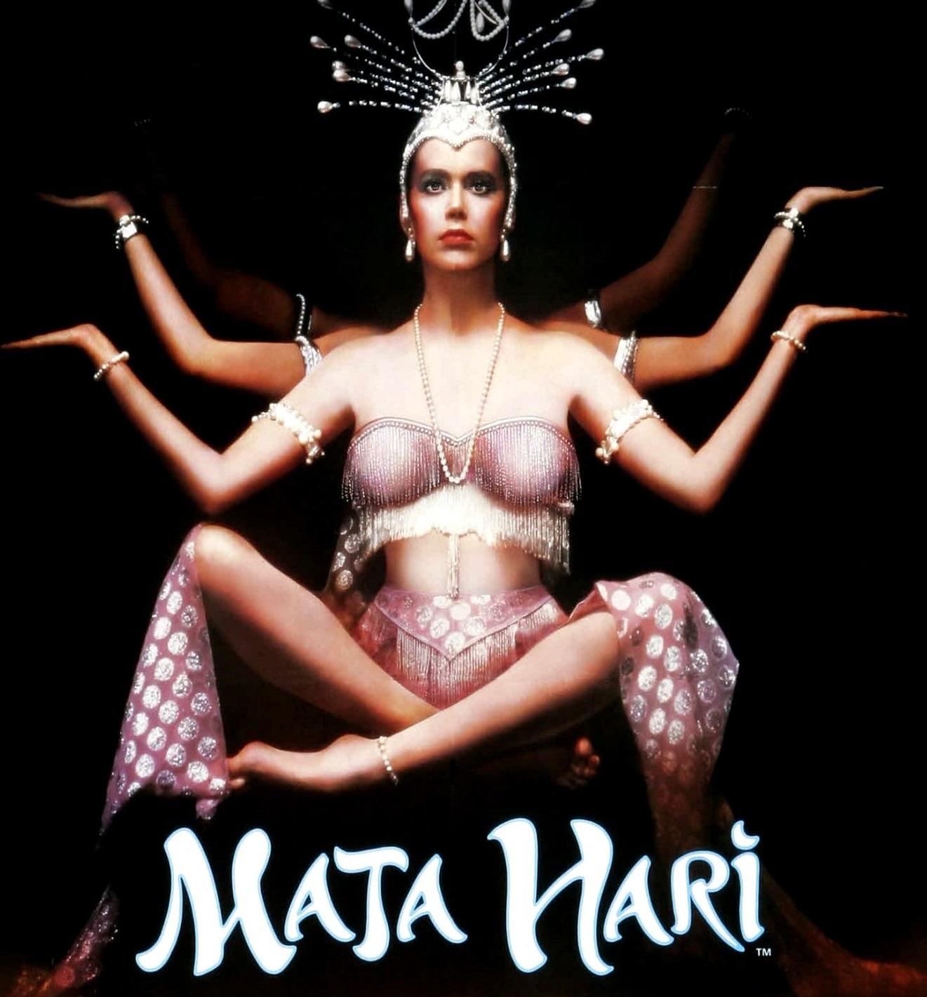 Sylvia Kristel in Mata Hari