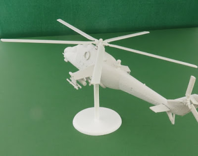 Hind Helicopter picture 9