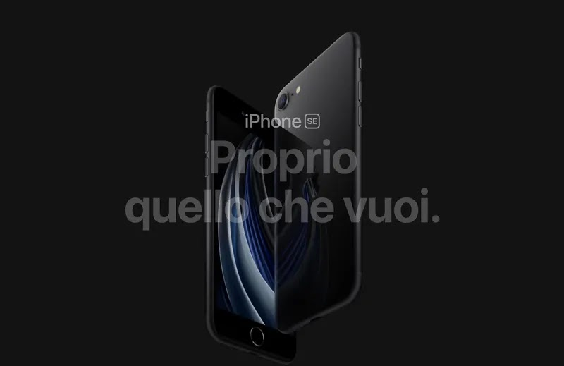 Canzone Pubblicità iPhone SE 2020 [Spot Apple Aprile]
