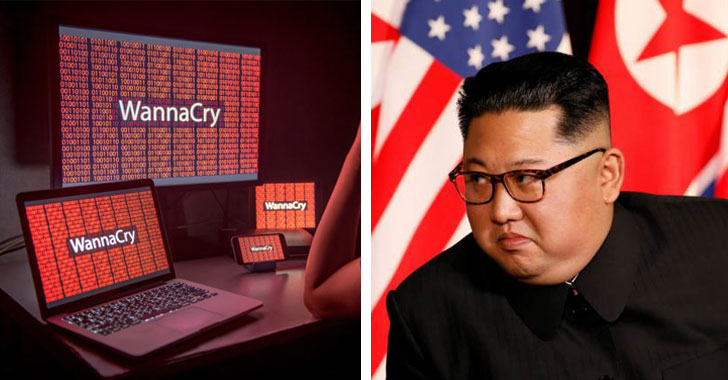 wannacry sony hack north korea