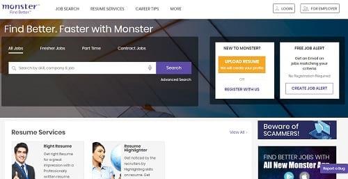 Situs Lowongan Kerja Monster.co.id