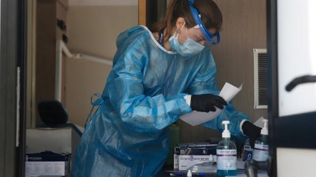 Ένα κρούσμα κορωνοϊού στην Αργολίδα από τα συνολικά 262 σε όλη τη χώρα