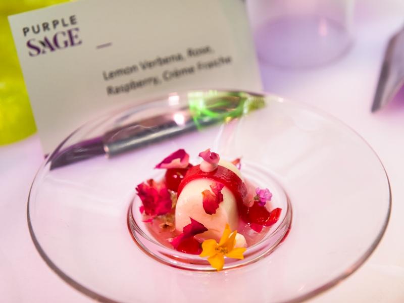 singapore catering services purple sage lemon verbena fraiche