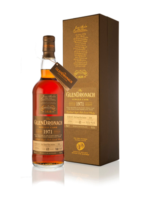 Glendronach 1971 single cask