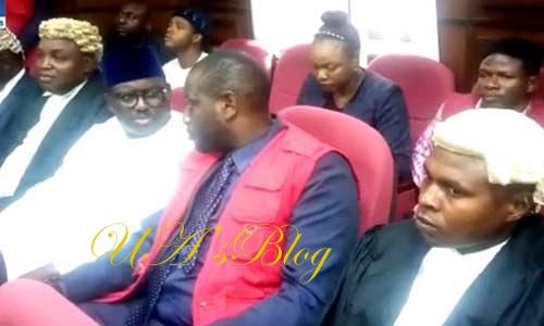 BREAKING: Nigerian intelligence operatives arrest ex-pension chairman, Maina in Niger Republic
