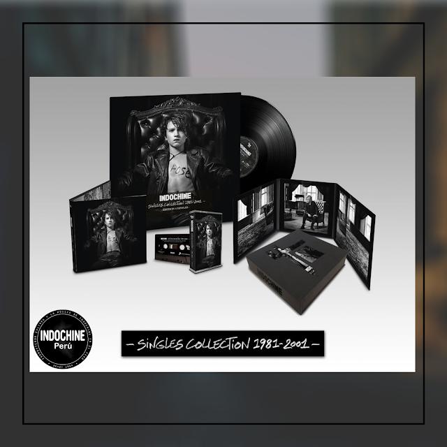"""Adquisición del """"Singles Collection 1981 - 2001"""""""