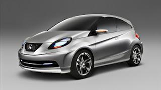 Honda Brio แต่งสวย