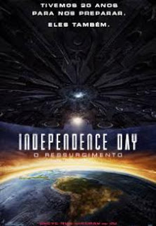 Independence Day: O Ressurgimento – Dual Áudio (2016)