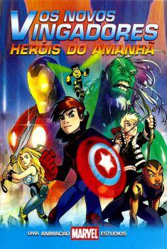 Os Novos Vingadores: Heróis do Amanhã Torrent – BluRay 720p/1080p Dual Áudio