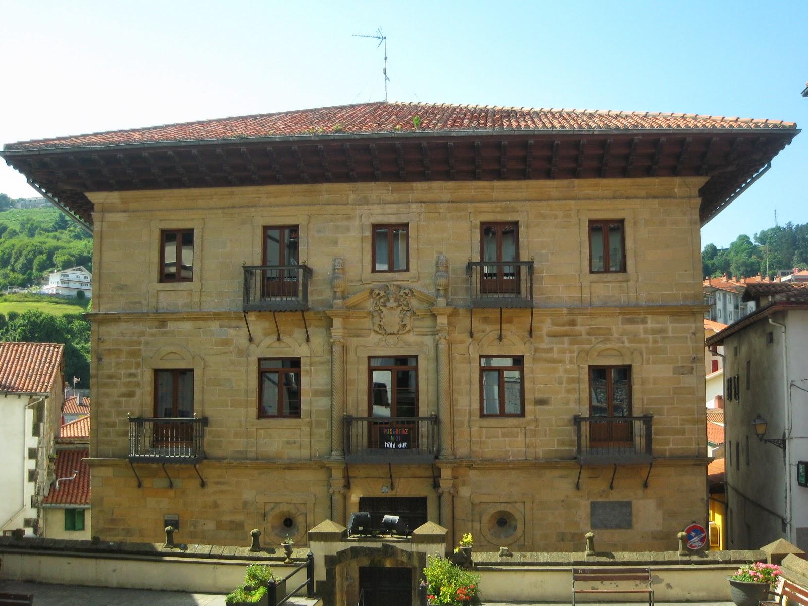 Edificio en Mutriku