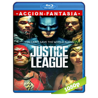 Liga De La Justicia (2017) BRRip Full 1080p Audio Trial Latino-Castellano-Ingles 5.1
