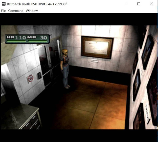 parasite eve 2 en multidisco