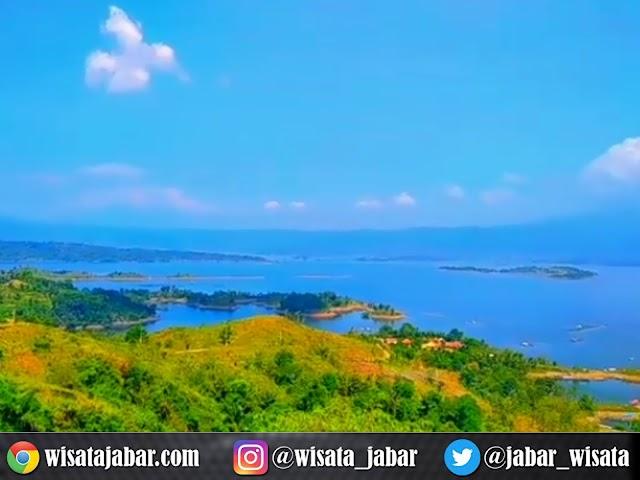 Kawasan Wisata Waduk Jatigede Sumedang Akan Ditambah Aneka Fasilitas untuk Menarik Wisatawan