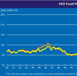 FAO Food Price Index.