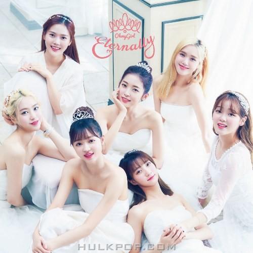 "OH MY GIRL – Japan 3rd Album ""Eternally"""