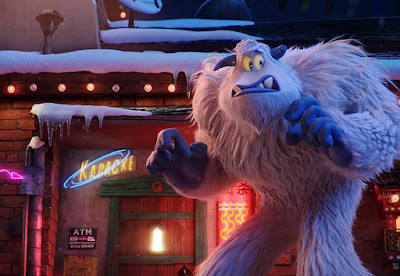 Smallfoot 2018 Warner Brothers Animation Channing Tatum Zendaya James Corden Common