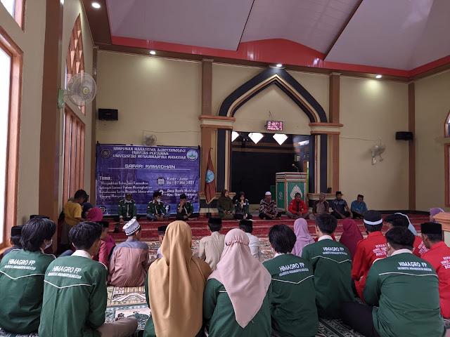 Festival Safari Ramadhan HIMAGRO FP UNISMUH Makassar Kerjasama Pemerintah Bantaeng