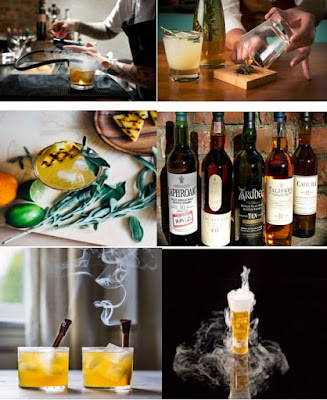cách để thêm hương vị cho cocktail