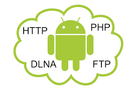 best local web server for android phone