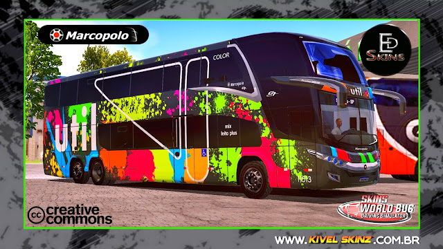SKINS WORLD BUS DRIVING - KIVEL SKINZ