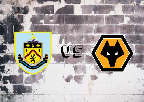 Burnley vs Wolverhampton Wanderers  Resumen y Partido Completo