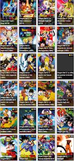 Catoni animati Dragon Ball (Z e GT)