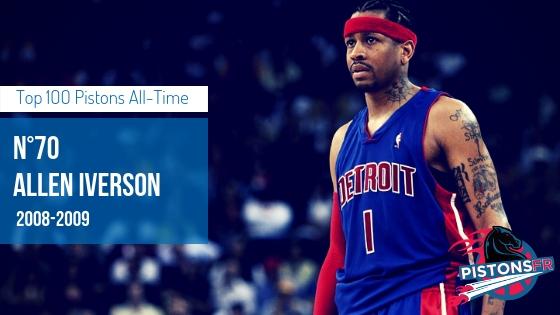 Allen Iverson | PistonsFR, actualité des Detroit Pistons en France