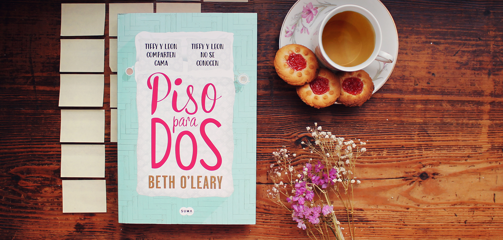 Piso para dos · Beth O'Leary