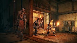 Sekiro: Shadows Die Twice PS4 Background