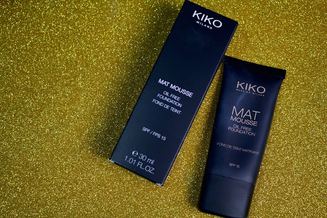 Base, Mat, Mousse, Pele Oleosa, Não deu certo, comprinhas, beleza, lançamento, novidade, KiKo no Brasil, fashion mimi, vídeo