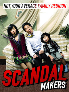 Scandal Makers 2008 Korean 480p BluRay 400MB With Subtitle