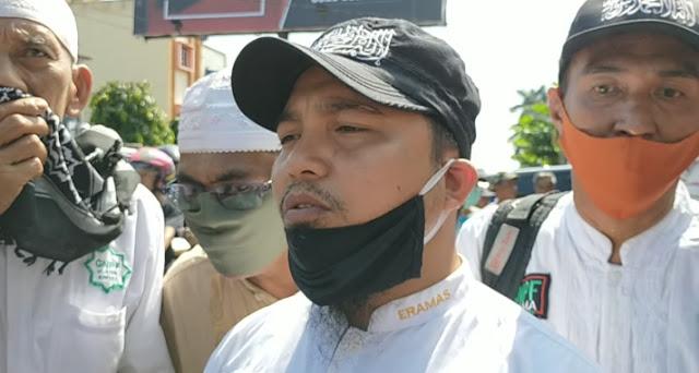 PSBB Bakal Dilonggarkan, GNPF Ulama Binjai: Pemerintah Tak Lihat Pengorbanan Umat Islam?