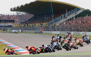 MotoGP Assen Belanda Selalu Penuh Kejutan