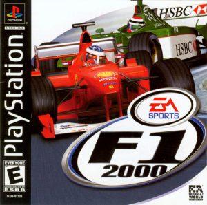 Baixar F1 – Formula 1 2000 – PS1