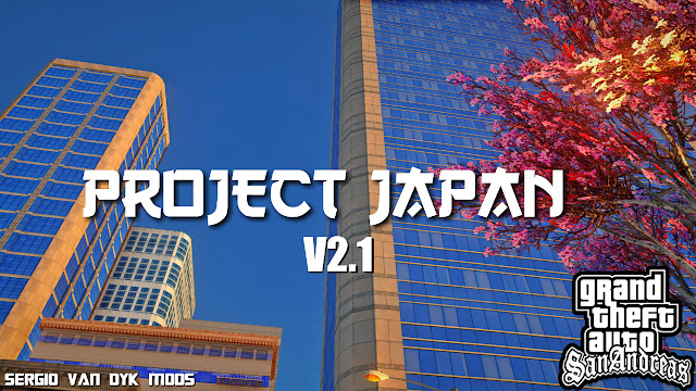 GTA San Andreas Project Japan V2.1 Free Download
