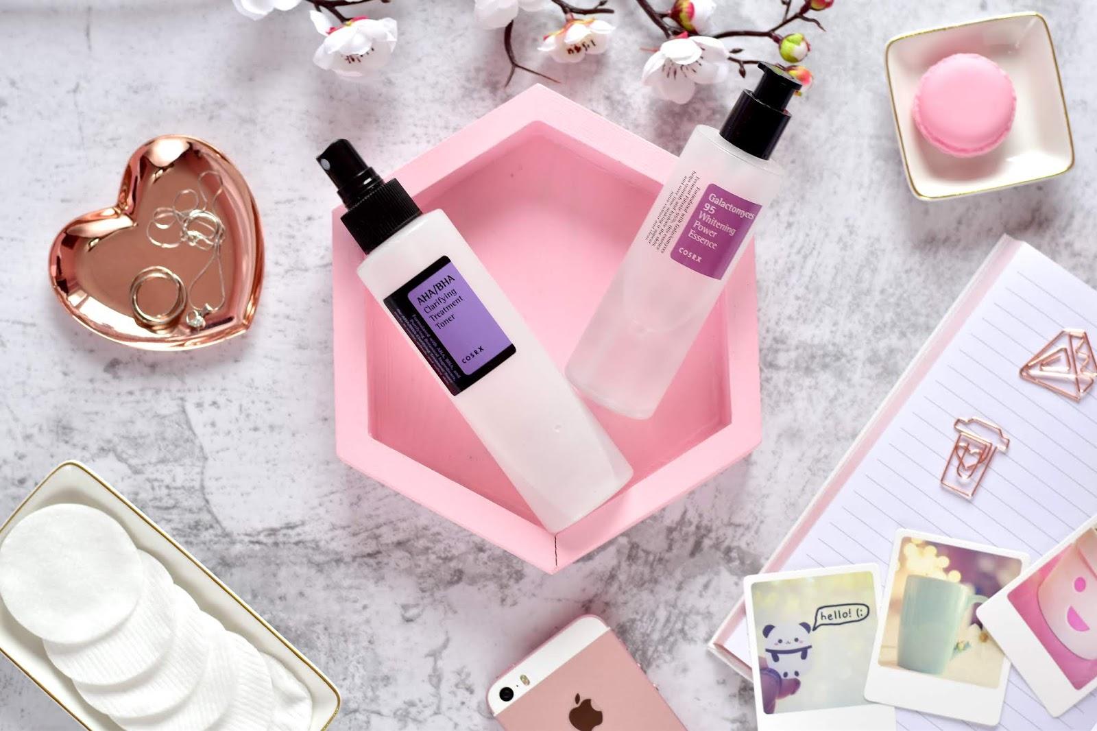 COSRX kórejská kozmetika