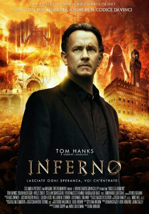 Image result for Inferno 2016 English 720p BRRip 1GB ESubs