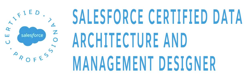 Blog at Salesforce.com & Force.com: Salesforce Certified Data ...