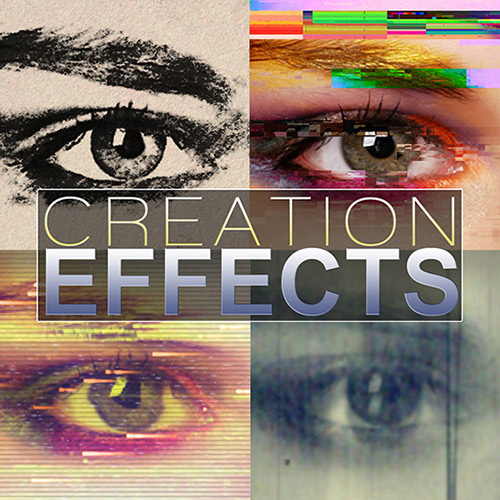Download Creation Art Effects[4K][After Effects][Template]