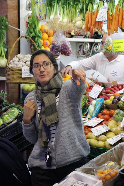 Maria von der Kochschule Taller Andaluz de Cocina