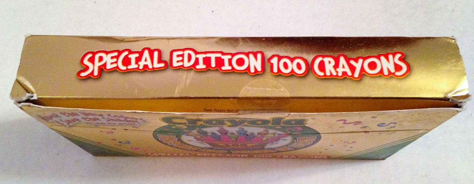 crayola special edition 100 count crayons  what u0026 39 s inside the box