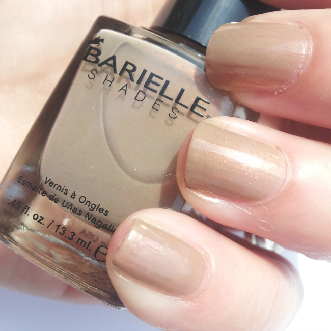 Barielle 'I Got A Headache' Swatch